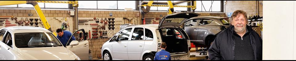 Homepagina slider afbeelding - ABS Autoherstel Peter Brouwers in Roermond