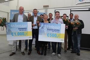 ABS Autoherstel Pijnaker beste leerbedrijf 2013.jpg