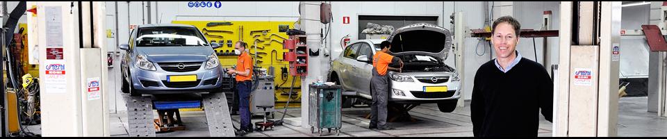 Homepagina slider afbeelding - ABS Autoherstel Tiemessen in Vaassen en regio Apeldoorn