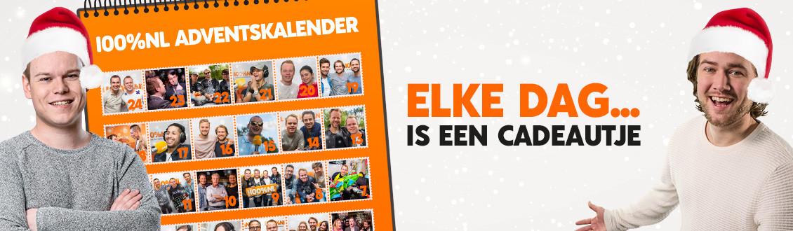 100% NL Adventskalender