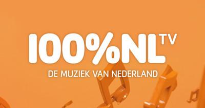 De Muziek van Nederland nu ook op 100% NL TV!