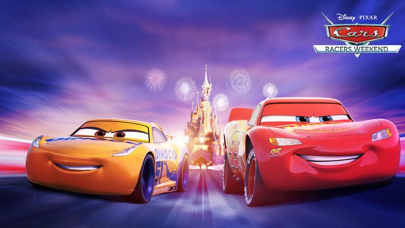 Cars Racer Weekend
