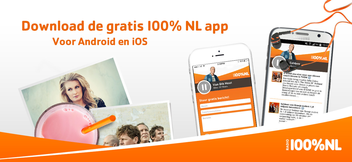 Download de 100% NL App