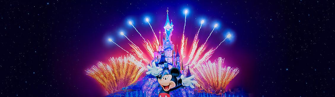 Disneyland Paris wordt 25 jaar!