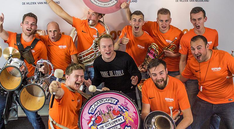 Nederland schaatst met 100% NL