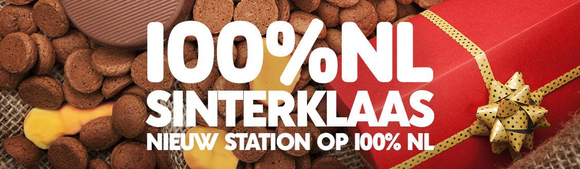 100% NL Sinterklaas