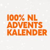 100% NL Adventskalender: elke dag prijs!