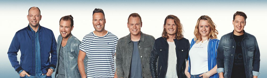 Bekijk de programma's en DJ's van 100% NL!