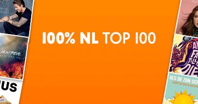 Luister naar de 100% NL Top 100 op 100% NL!