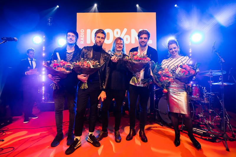 Kensington wint Band van het Jaar