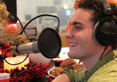Douwe Bob speelt live in Goeiemorgen Lex zijn nummer 'We'll Be Gone'