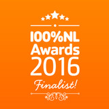 100% NL Awards Finalisten