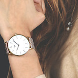 Prisma Note Horloge