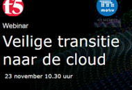 Security Briefing: Veilige transitie naar de cloud